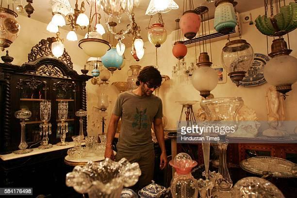 Milind Soman at Chor Bazar on Wednesday