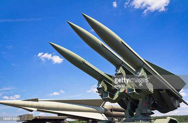 military air missiles - weaponry stock pictures, royalty-free photos & images
