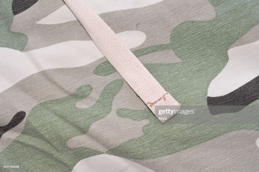 Military Army Camouflage Fabric Texture Pattern Background