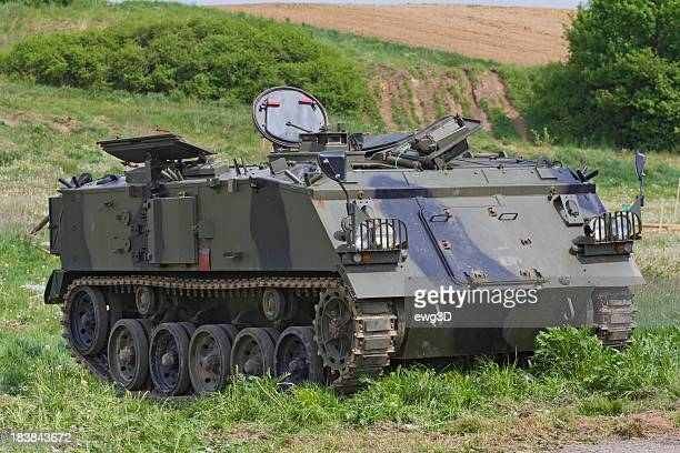 Military battlefield transport vehicle