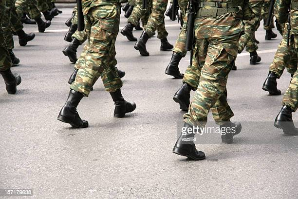 military boots - army stock pictures, royalty-free photos & images