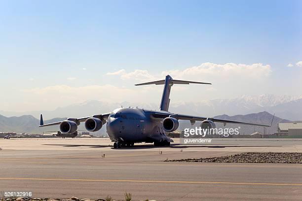 c -17 ミリタリー貨物輸送航空機 - オーストラリア軍 ストックフォトと画像