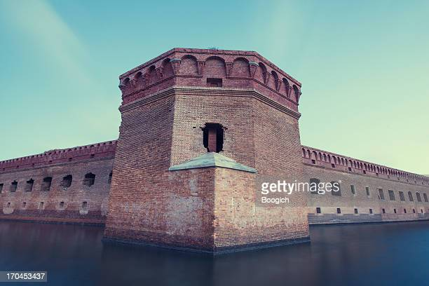 Military Fortress in the Dry Tortugas National Park