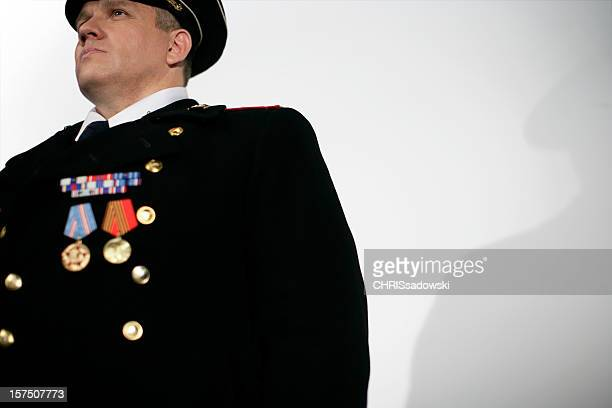 military general - general military rank stock photos and pictures