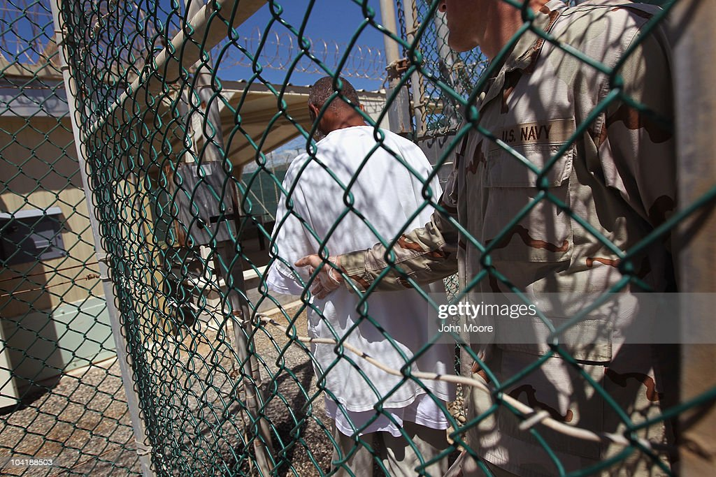 Detention Center At Guantanamo Bay Remains Despite Attempts At Closure : News Photo