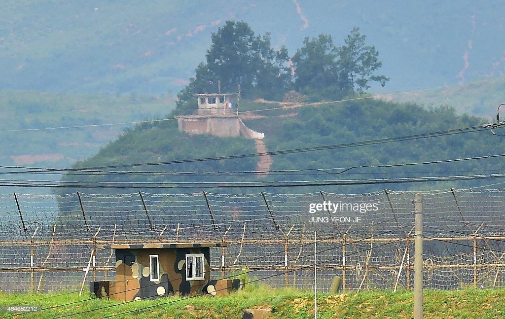 SKOREA-NKOREA-MILITARY : News Photo