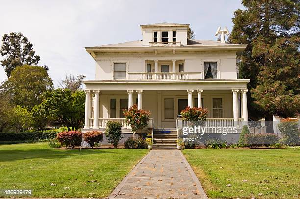 military housing at mare island california - military style stock pictures, royalty-free photos & images