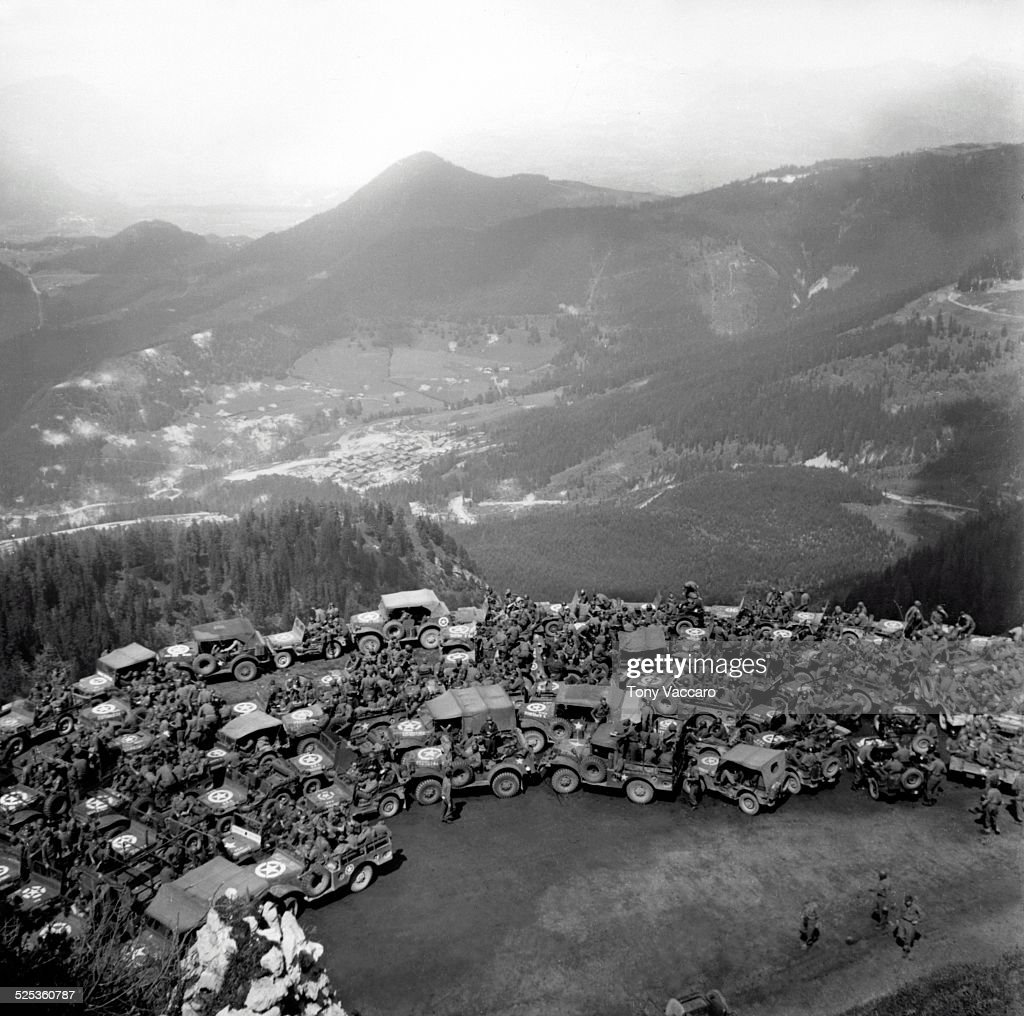 The Berghof : News Photo