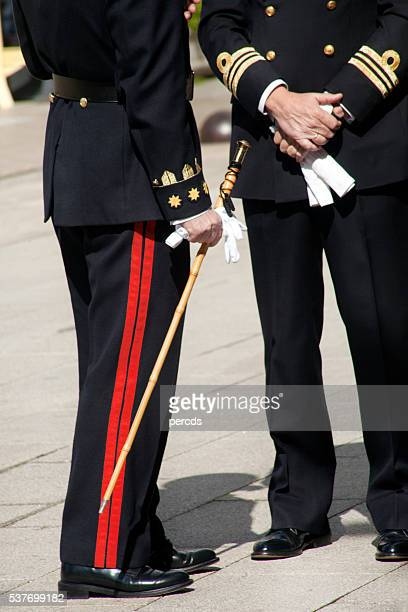 military men in full dress uniform - spanish military stock pictures, royalty-free photos & images