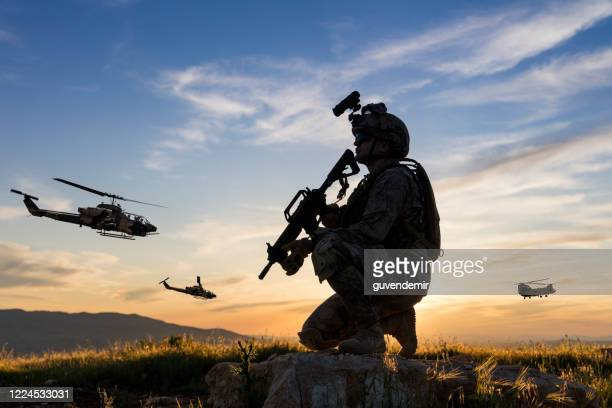 military mission concept - military exercise stock pictures, royalty-free photos & images