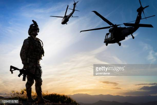 military mission in the morning - military uniform stock pictures, royalty-free photos & images