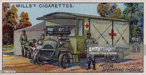French Motor Operating Theatre