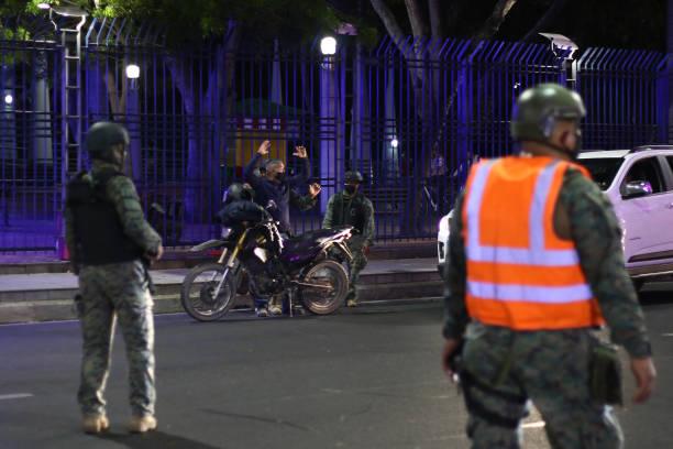 ECU: Ecuador's President Declares State of Emergency to Fight Drug Crimes