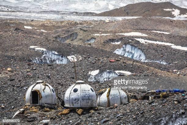 Military Outpost, Goro II To Concordia, Central Karakoram National Park, Gilgit-Baltistan, Pakistan