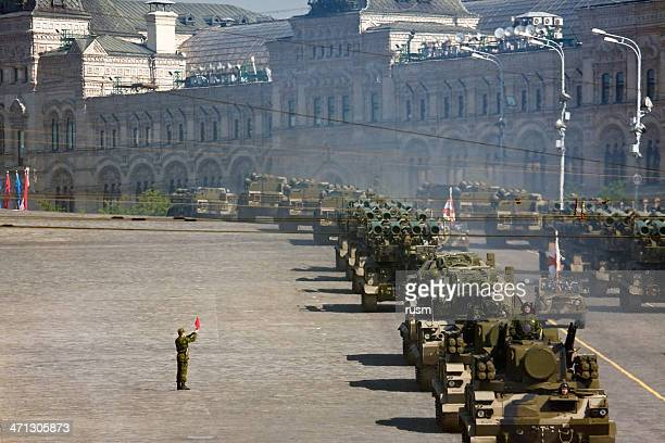 military parade in moscow - russian military stock pictures, royalty-free photos & images