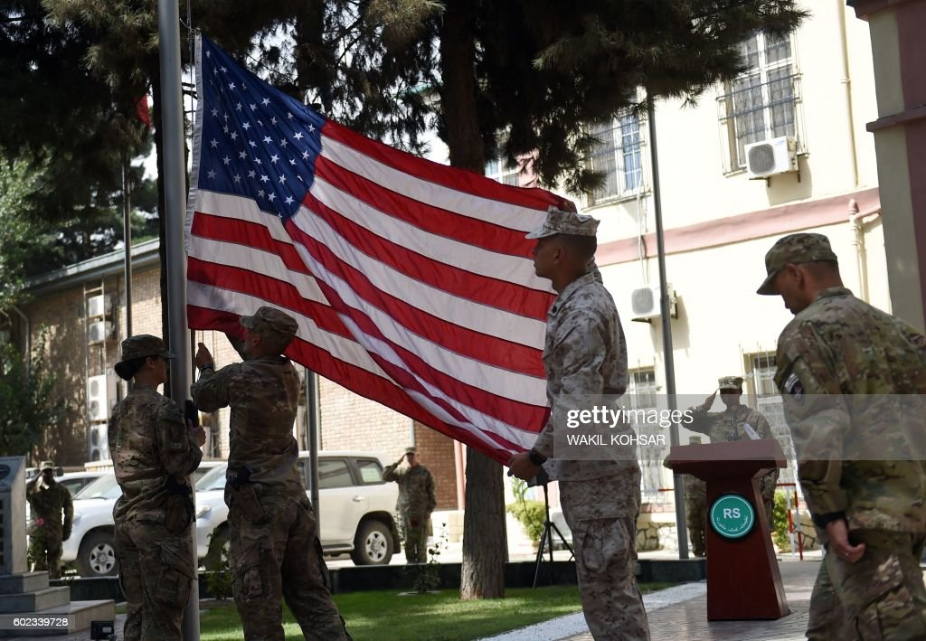 AFGHANISTAN-US-ATTACKS-9/11-ANNIVERSARY : News Photo