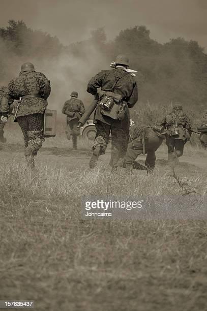 Skirmish militar.