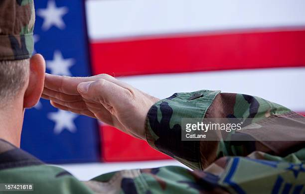 US Military Soldier