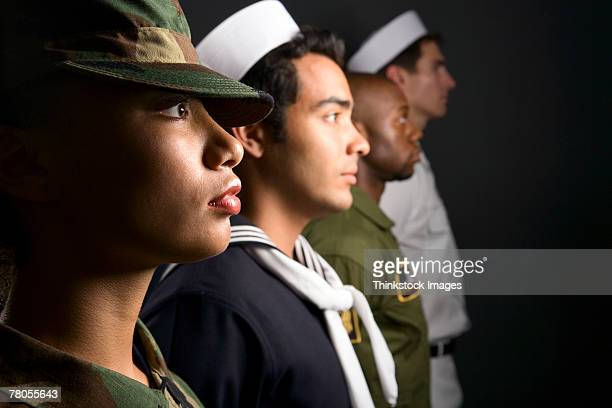 us military soldiers - army soldier stock pictures, royalty-free photos & images