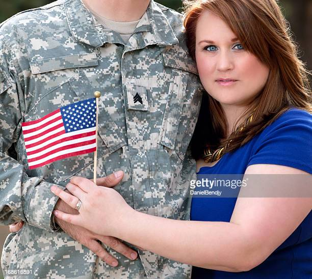 military spouse - military spouse stock pictures, royalty-free photos & images