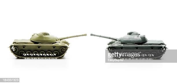 Militärischer Konfrontation