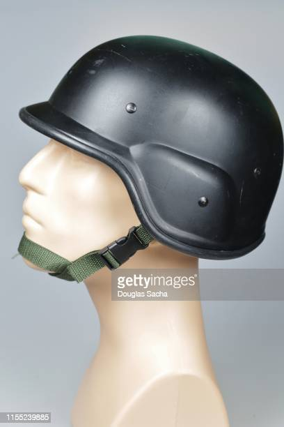 military style helmet - military uniform stock pictures, royalty-free photos & images