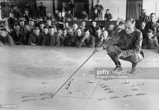 US Military Training during World War I Harris Ewing 1917