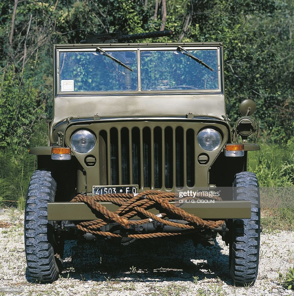 Jeep mb jeep : Military Vehicles - United States of America, 20th century. Willys ...