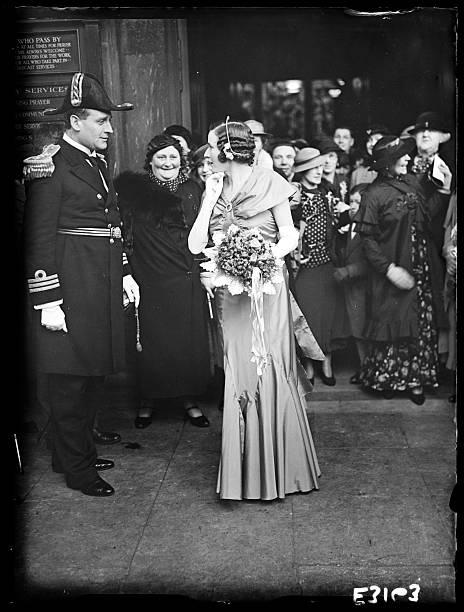 Military Wedding St Martin In The Fields Trafalgar Square London