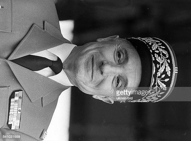 Militär Ffranzösischer Stadtkommandant in Berlin1984 1985