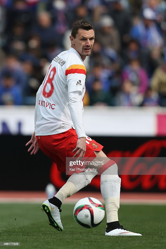 Ventforet Kofu v Nagoya Grampus - J.League 2015 : News Photo