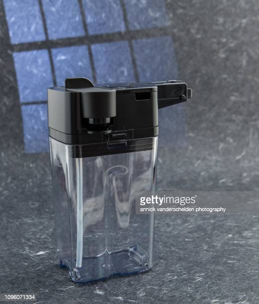 milk carafe - suction tube stock pictures, royalty-free photos & images