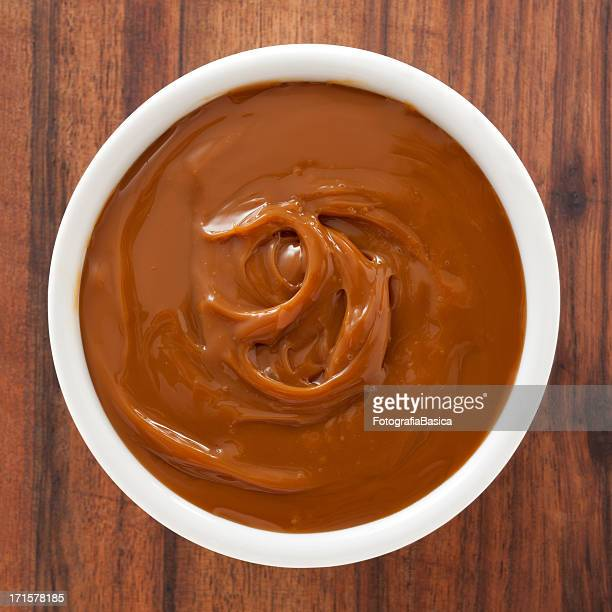 dulce de leche - sweet food stock pictures, royalty-free photos & images