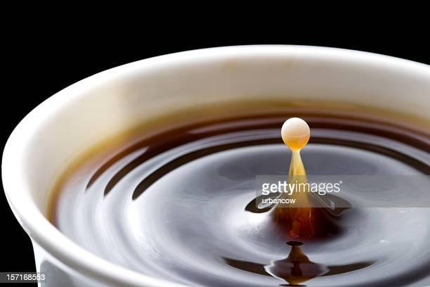 Milk drop