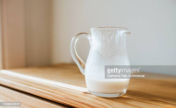 milk jug - volume fluid capacity stock pictures, royalty-free photos & images