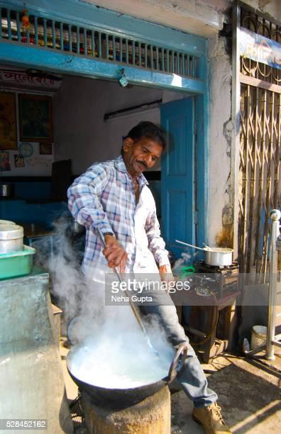 milk seller - neha gupta stock pictures, royalty-free photos & images