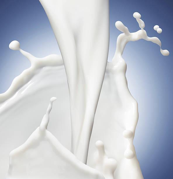 Milk Splash Wall Art