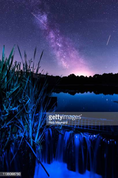 milkway at burton pound, west sussex - celebrities stock pictures, royalty-free photos & images