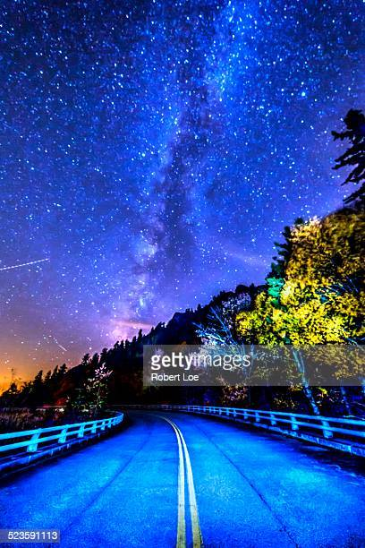 Milky Way Acid Trip