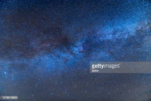 milky way background - astrophysics stock pictures, royalty-free photos & images