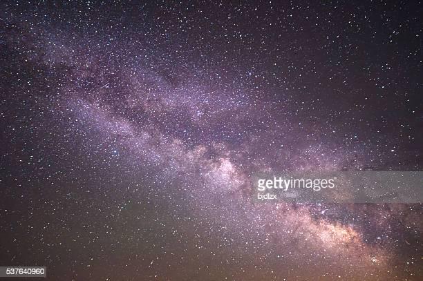 Milky Way Galaxy Texture background