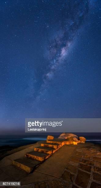 Milky way in Australia