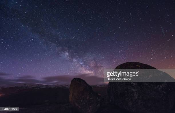 Milky Way in Mountain
