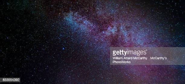 Milky Way meets Jupiter