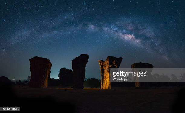 Milky Way: Mo Hin Khao