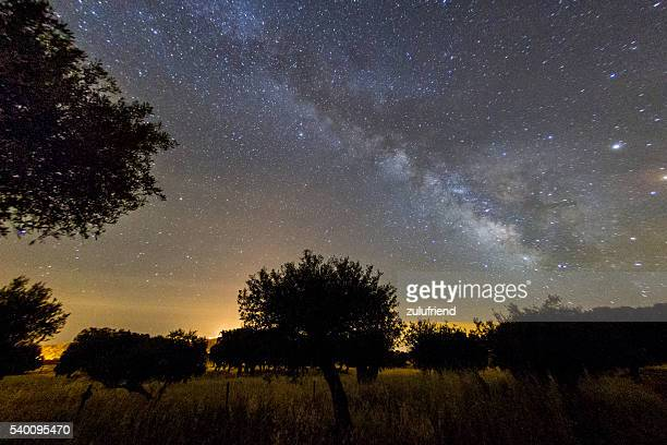 Milky Way Over Alentejo