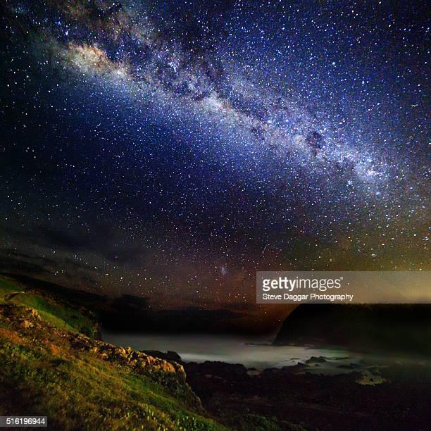Milky Way over Crescent Head