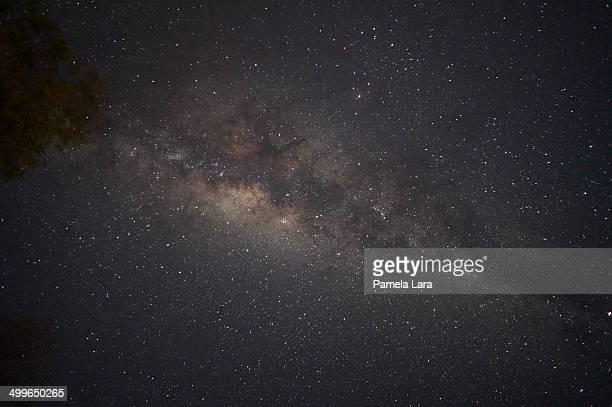 CONTENT] Milky Way over Las Termas de Chillán Chile