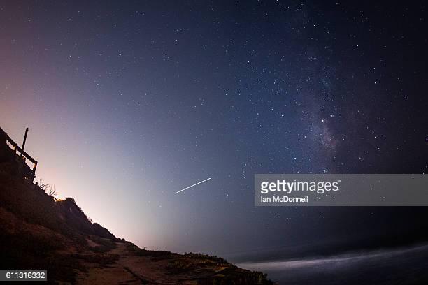 Milky Way Over Ocean
