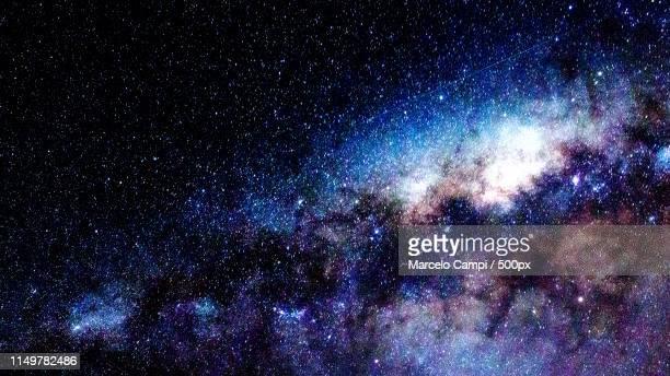 milky way - supernova foto e immagini stock